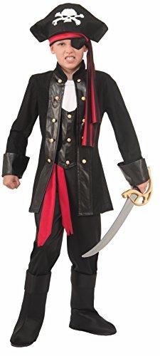 Seven Seas Boys Pirate Costume