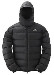Mountain Equipment Herren Daunenjacke Lightline Jacket, black, L