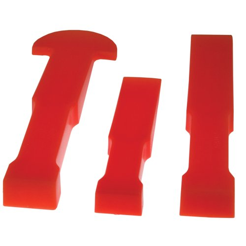 Assenmacher Specialty Tools MW 34 Orange Soft Wedge Panel Removal Set