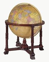 Hot Sale Replogle Globes Illuminated Diplomat Globe, Antique Ocean, 32-Inch Diameter