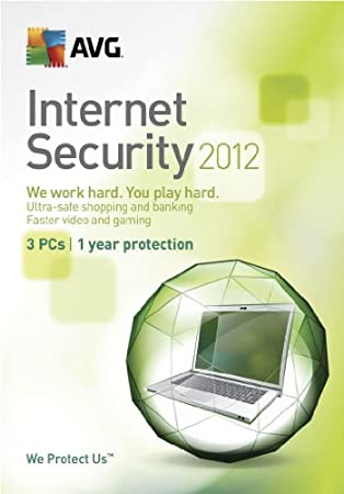 AVG 2012 Internet Security - 3 Users - 1 Year [Download]