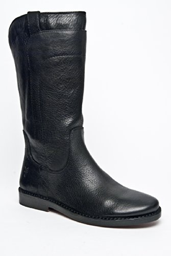 Frye Paige Tall Low Heel Riding Boot