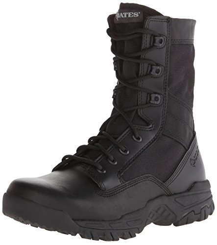 Bates Men's Zero Mass 8 Inches Side Zip Work Boot