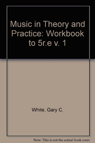 Music in Theory & Practice
