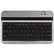 Koolertron Bluetooth Aluminum Alloy Keyboard Case Cover for Samsung Galaxy Tab 2 7.0 P3100 P3110 P3113