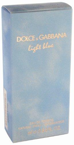 Dolce & Gabbana Light Blue Womens Perfume 3.3 Oz / 100ml. Eau de Toilette