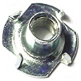 8mm-1.25 x 15mm T-Nut (10 pieces)