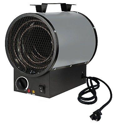 King Electric PGH2440TB 240V 4000W Portable Garage/Shop Heater with Thermostat (240v 4000w Smart Wall Heater compare prices)