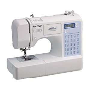 Brother CE-5500 Limited Edition Project Runway Computerized Sewing Machine