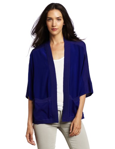 Cluny Women's Dolman-Sleeve Cardigan Sweater