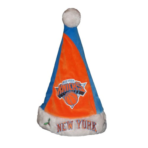 New York Knicks Santa Hat