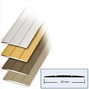 mako gmbh barre de seuil coller aluminium 100 x 3 8 cm. Black Bedroom Furniture Sets. Home Design Ideas