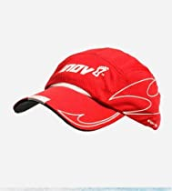 Inov8 Hot Peak 60 Running Cap (Red) - Large - Red