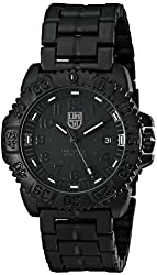 Luminox Men's 3052.BO Colormark Series Analog Display Analog Quartz Black Watch