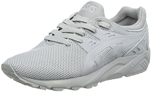 Asics Gel-Kayano Trainer Evo, Scarpe Running Unisex - Adulto, Grigio (Light Grey/Light Grey), 40 EU