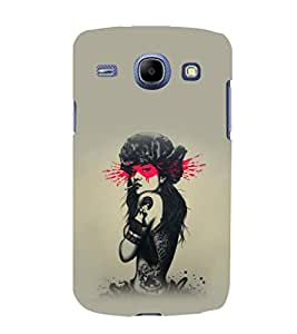printtech Pop Culture Girl Back Case Cover for SAMSUNG Galaxy J7 - 6 (New 2016 Edition)