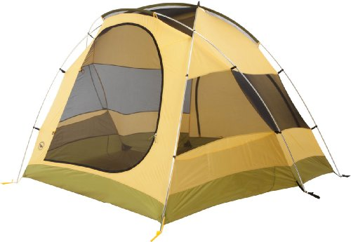Big Agnes Tensleep Station 4 3-Season Camping Tent, Outdoor Stuffs