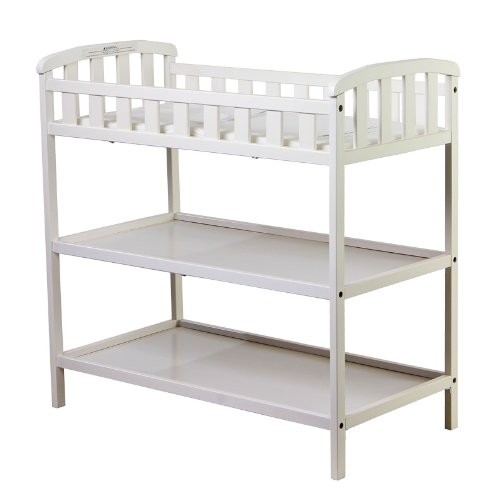 changing table white description the dream on me emily changing table ...