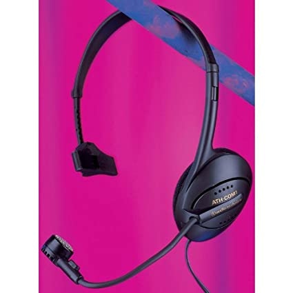 Audio-Technica ATH-COM1 Mono Headset