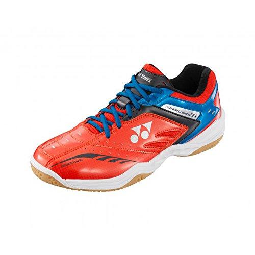 Yonex SHB 34 EX Badminton Shoes ,Size-9 (Orange)
