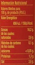 La Española - Aceitunas verdes rellenas de anchoa clásicas - 150 g