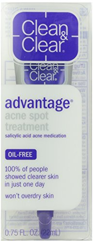 Clean & Clear Advanced Acne Spot Treatme