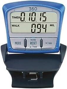 Fitness Schrittzähler 360
