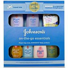 Johnson & Johnson On The Go Essentials Gift Set front-986206