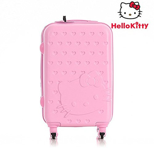 Hello-Kitty-Luggage-24-inch-Spinner-Pink