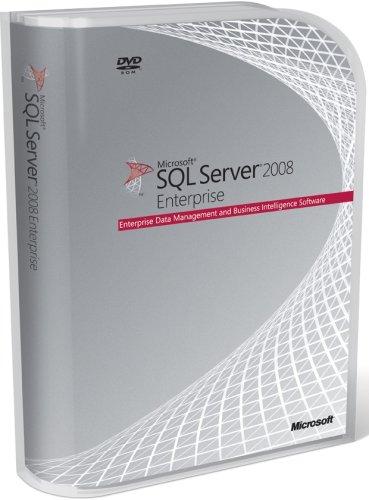 Sql Svr Ent Edtn 2008 DVD 25 Clt