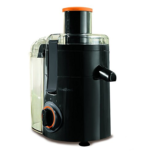 West Bend 75500 West Bend Juice Extractor, Gray (West Bend Juicer compare prices)