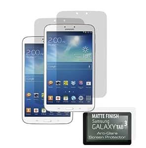 Chevron Samsung Galaxy Tab 3 T211 Matte No Finger Prints Screen Protector Scratch Guard