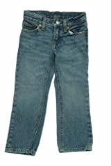 Polo Ralph Lauren Boy's Slim 381 Jeans