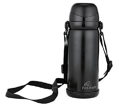 Outdoor Camping Bottle Vacuum Flask Bottle Steel Cups Water Cup Portable And Lightweight 600Ml front-469150