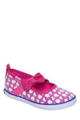Keds Toddler's Hello Kitty Champion Mary Jane Shoe