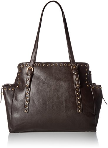 Parinda-Womens-FELICITY-Pebble-Grain-Faux-Leather-Tote