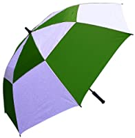 RainStoppers 62-Inch Double Canopy Golf Umbrella by RainStoppers