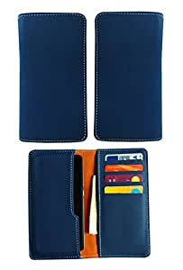 Fastway Pu Leather Pouch Case Cover For Apple iPhone 5