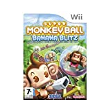 echange, troc Super Monkey Ball: Banana Blitz (Wii) [import anglais]