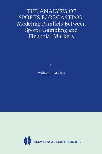 The Analysis of Sports Forecasting: Modeling Parallels between Sports Gambling and Financial Markets