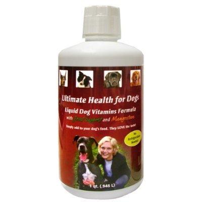 Liquid Dog Vitamin Formula- Joint Support 32 oz