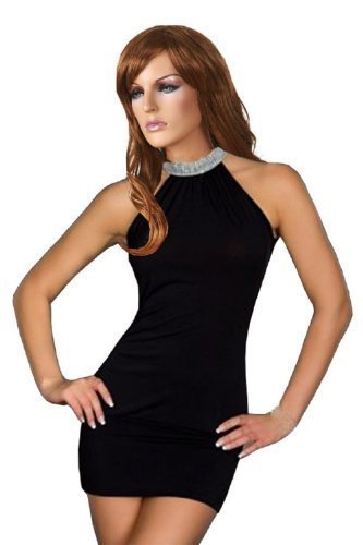 akezone-Womens-Neck-Rhinestone-Mini-Skirt-Night-Club-Dress