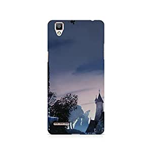 TAZindia Designer Printed Hard Back Case Cover For Oppo F1 Plus