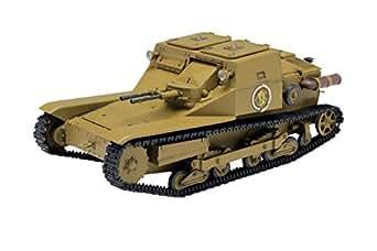 プラッツ ガールズ&パンツァー  1/35 CV33 カルロ・べローチェ アンツィオ高校 プラモデル GP-15