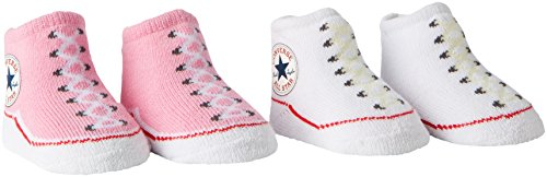 converse-2-pack-booties-calcetines-bebe-ninos-rosa-chuck-pink-0-6-meses-talla-del-fabricante-0-6m