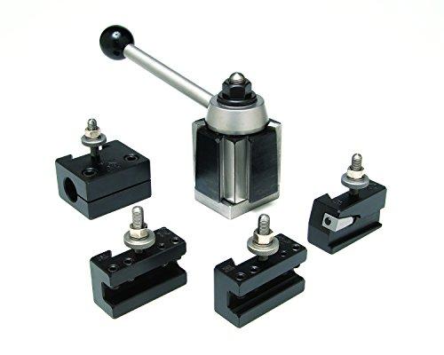 ALORIS Super Precision Quick Change Tool Post Set - Model .: BXA LATHE SWING : 10