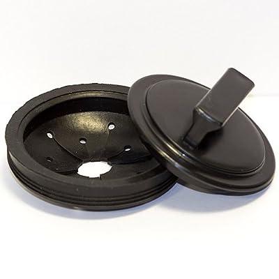 Sinkmaster Elite Replacement Garbage Disposal Disposer Stopper & Splash Guard