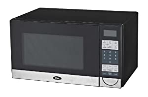 Oster OGB5902 0.9-Cubic Feet Microwave Oven, Black by Oster