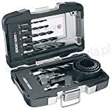 Black & Decker Woodwork Set In Metal Case