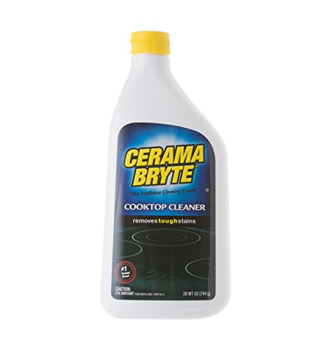 General Electric Wx10X300 Cerama Bryte Smoothtop Cleaner, 28 Oz Bottle